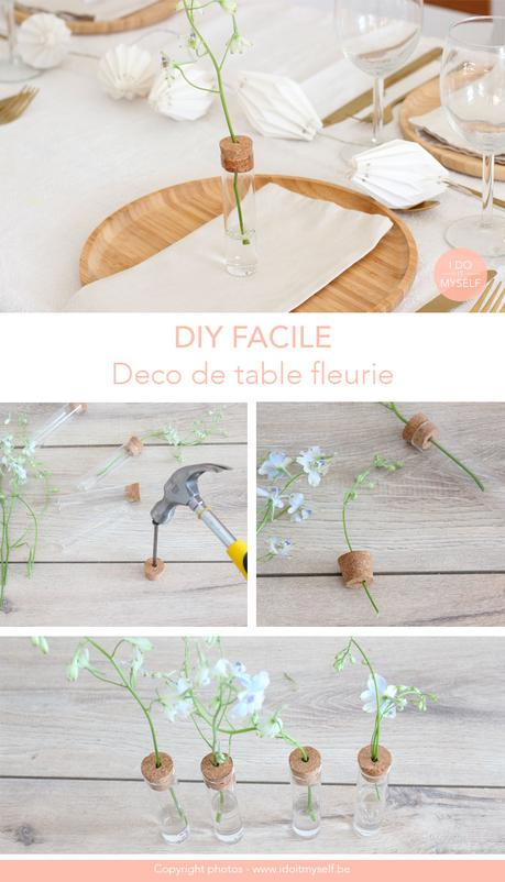 DIY deco table