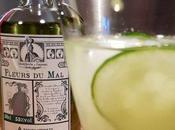 Cocktail Green beast l'absinthe