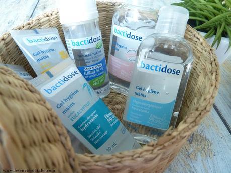 Bye Bye les microbes avec Bactidose