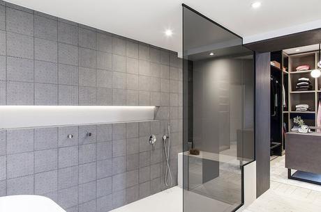 salle de bain douche italienne geante maison de 210m2 blog deco clemaroundthecorner
