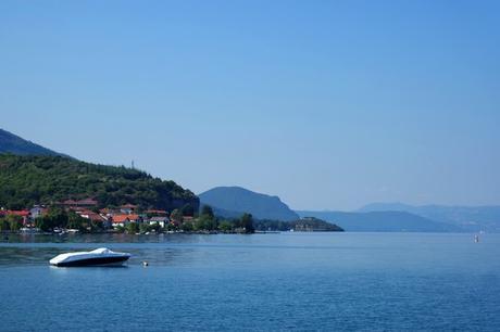 macédoine road trip lac ohrid