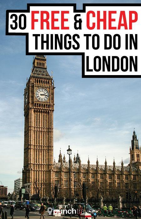 free-cheap-london
