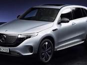 Mercedes lancé aujourd'hui Stockholm gamme véhicules entièrement électriques