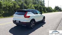 Essai routier : Volvo XC40 2019 – Bonne mécanique, beaucoup d'électronique