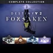 Mise à jour du PS Store du 3 septembre 2018 Destiny 2 Rénégats – Complete Collection