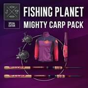 Mise à jour du PS Store du 3 septembre 2018 Fishing Planet Mighty Carp Pack