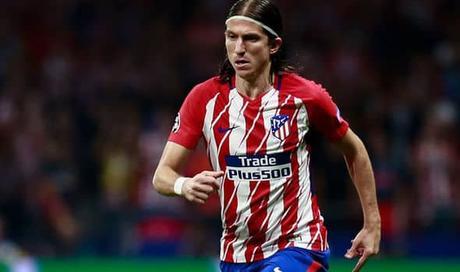 Filipe Luis met la pression à l'Atletico Madrid pour rejoindre le PSG