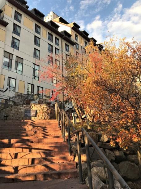 Profiter du Mont-Tremblant à l'automne