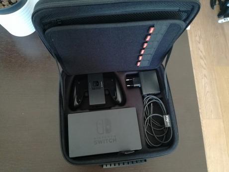 Transport, protection, etc : nos accessoires indispensables pour la Switch !