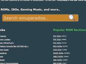 EmuParadise retire ROMs peur d'une plainte
