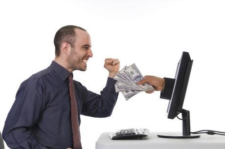 Gagner sa vie en vendant sur internet.