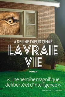La vraie vie d'Adeline Dieudonné, chez l'Iconoclaste