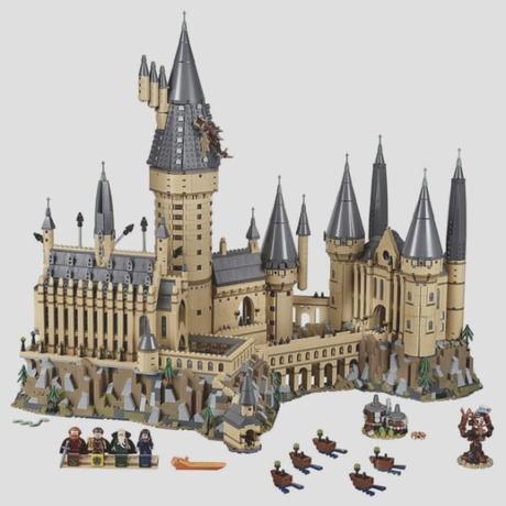 Le château de Poudlard a aussi sa version Lego !