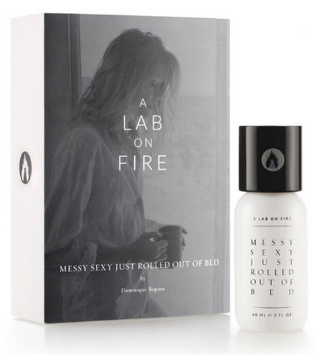 Les parfums « A lab on fire »