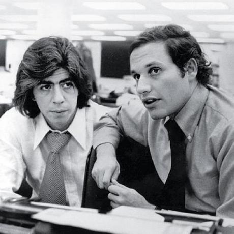 Carl & Bob (Woodstein)