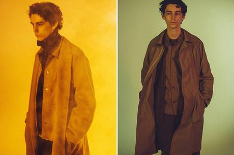 DELUXE – F/W 2018 COLLECTION LOOKBOOK