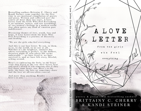 Poetry White Cover Wrap