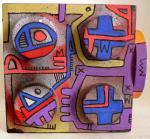 Oeuvres disponibles à la galerie L'oeil ouvert