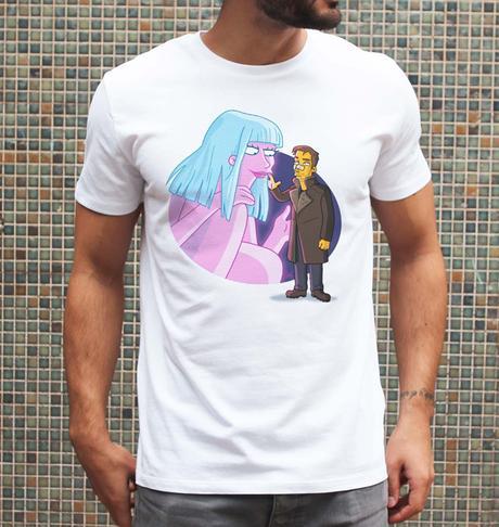 Les t-shirts «Mashup» de Grafitee