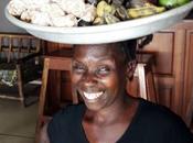 Ghana Effuah vendeuse quatre saison Busua Beach