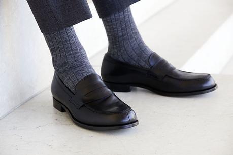 Mr P. dévoile sa première collection de chaussures