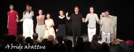 Don Juane adapté et mis en scène par Emmanuelle Erambert