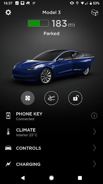 On a une voiture électrique ! [Tesla Model 3]