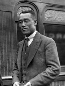 Jirō Sato, le tennisman japonais qui s'est suicidé
