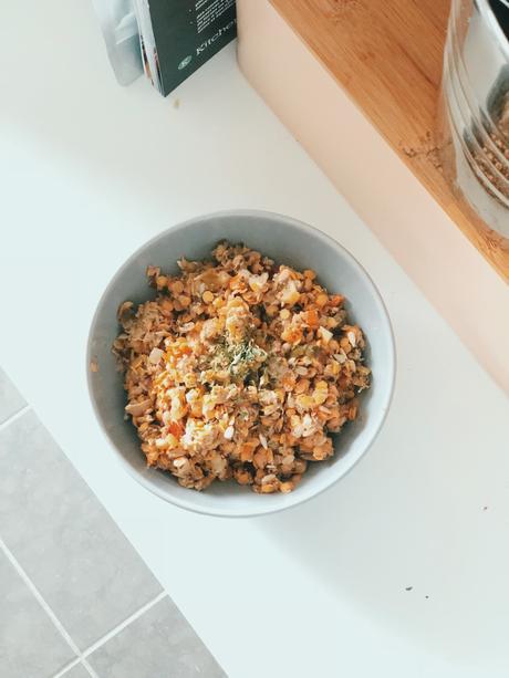 Ma semaine gourmande avec les repas minceur Kitchendiet