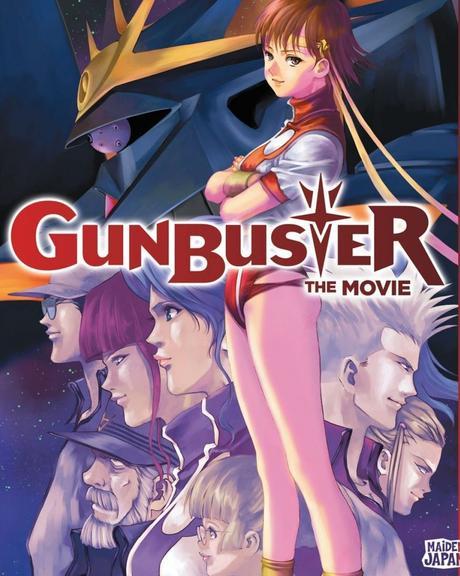 Gaina annonce la production de Gunbuster 3 et du film Uru in Blue