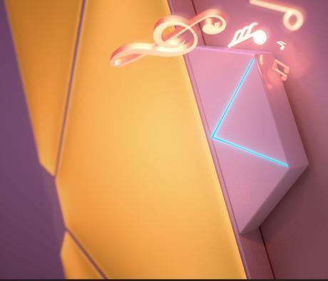 Les éclairages design de Nanoleaf