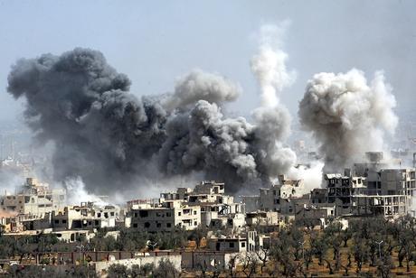 Syrie : en cas de nouvelles attaques chimiques, la France ripostera