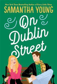 Cover Reveal : Le 1er tome de la saga Dublin Street de Samantha Young se refait une beauté en ebook