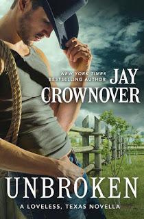 A vos agendas : Découvrez Unbroken, le prequel de la saga Loveless de Jay Crownover