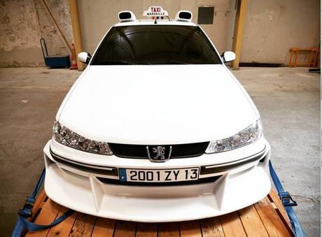 La vraie Peugeot 406 de Taxi 2 est à vendre