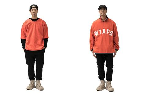 WTAPS – F/W 2018 COLLECTION LOOKBOOK