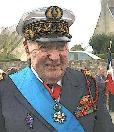 L'amiral Flohic, mémoires d'Outre-Gaulle