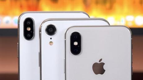 Et hop, voici les prix des trois nouveaux iPhone !