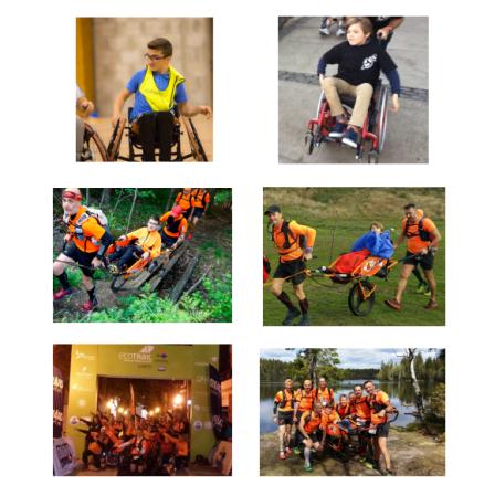 Kili no limit, le courageux défi d'Oscar et d'Arthur, deux enfants paraplégiques