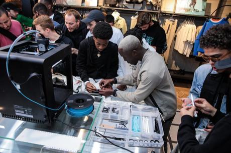 Le Nike TECHPACK.LAB ouvre à Paris