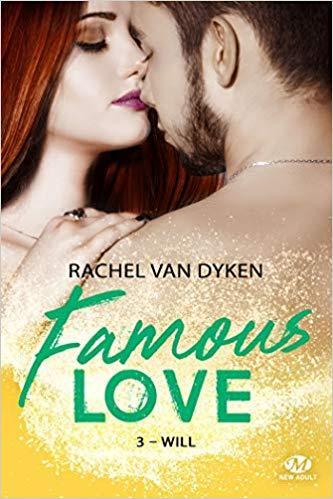 A vos agendas : Retrouvez la saga Famous Love de Rachel Van Dyken
