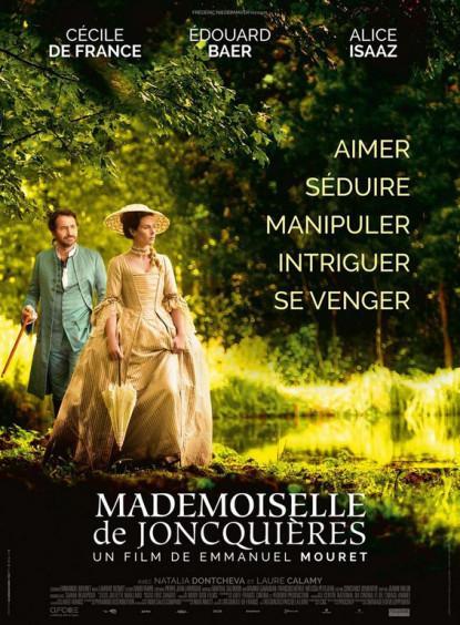 « Mademoiselle de Joncquières » sort le 12 septembre prochain