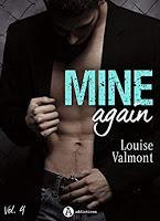 Mine again #1 #2 #3 #4 et #5 de Louise Valmont