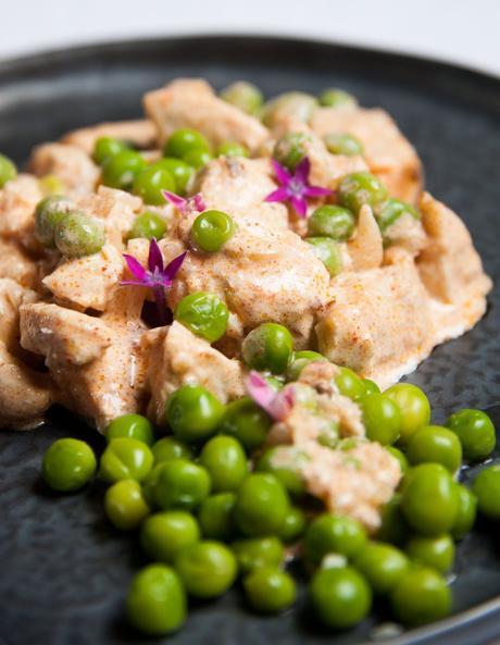 Miro Pro Grill : poulet à la crème et moutarde au curry