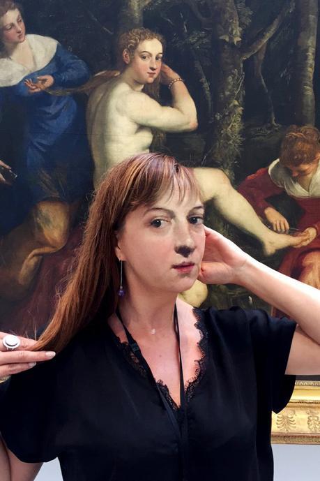 5 questions à Gunilla Lapointe, médiateur culturel au Louvre-Lens