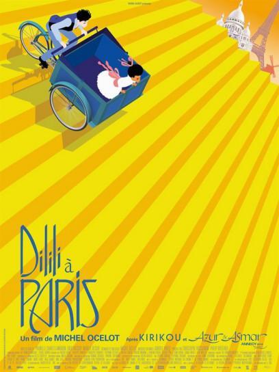 Les infos sur Dilili à Paris, le film de Michel Ocelot