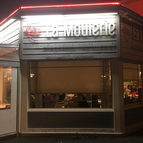 Le Restaurant La Moulerie à Ouistreham