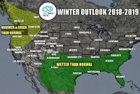 « Prédictions » de météo hivernale