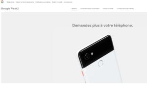 Mon mobile & moi : Google Pixel 2, Le meilleur Photophone ?