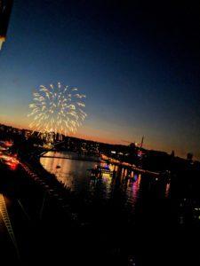 Feu d'Artifice du 14 juillet - Liège - Pixel 2